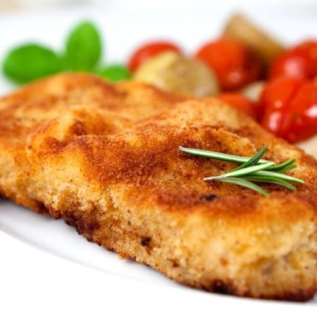 Escalopes milanaise