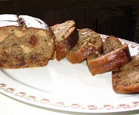 Cake au Foie-gras et aux figues