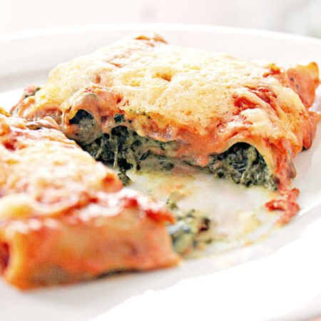 Les cannelloni de Pépé Vizzini