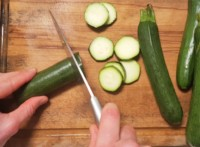 Tarte courgettes épices - Instruction 2