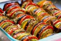 Tian de légumes à la Méditerranéenne