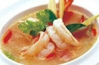 Tom Yum Goong (Soupe de Crevettes aigre-douce)