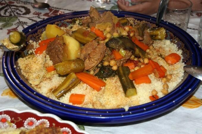 Couscous de Tombouctou