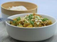 Curry de chou-rave