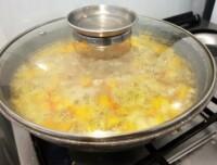 Laissez cuire 20 minutes à petits bouillons.
