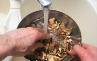 Parmentier de canard confit, châtaignes, cèpes - Instruction 0