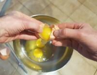 Mini-clafoutis poires et graines de courge - Instruction 0