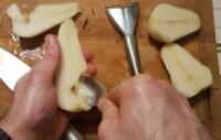 Mini-clafoutis poires et graines de courge - Instruction 5