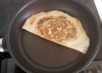 Brick végétarien brebis épinards - Instruction 7