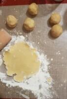 Samosa aux épinards