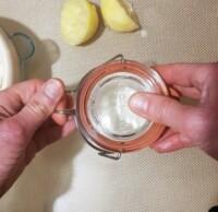 Lait Fermenté ou Ribot (buttermilk)