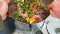 Boulettes de volaille à l'orientale, sauce au sumac - Instruction 7