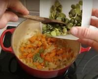 Cassolette de fèves - Instruction 4