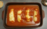 Quenelles en gratin sauce tomate - Instruction 6