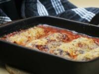 Quenelles en gratin sauce tomate