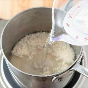 Temps de cuisson à l'eau
