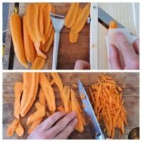 Salade de mangue Thaï (Yum Ma Muang) - Instruction 2