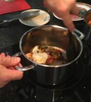 Quenelles de crevettes