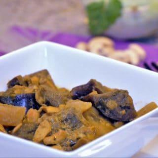 Curry de chou rave