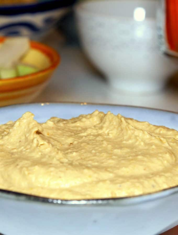 Hummus traditionnel