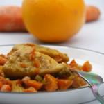 Céleri-Rave à l'orange