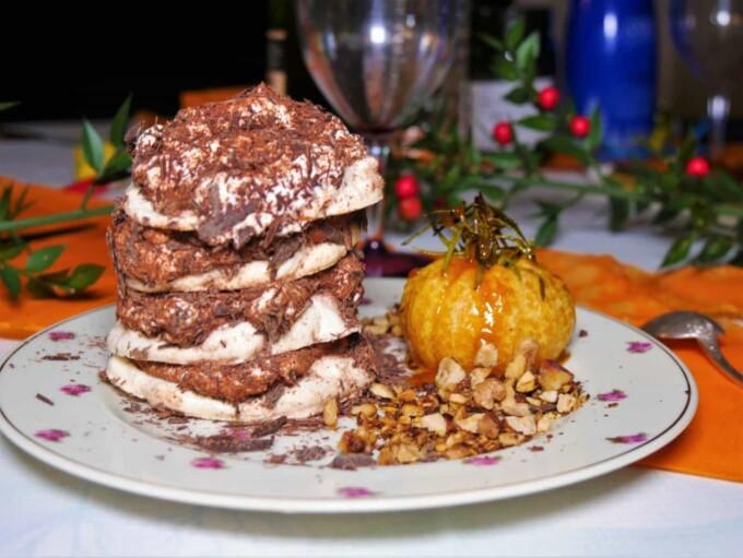 Merveilleux au Chocolat, Clémentine au Romarin